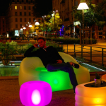 NEW*** INFLATABLE ILLUMINATED FURNITURE