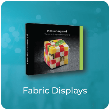 Fabric Tradeshow Displays