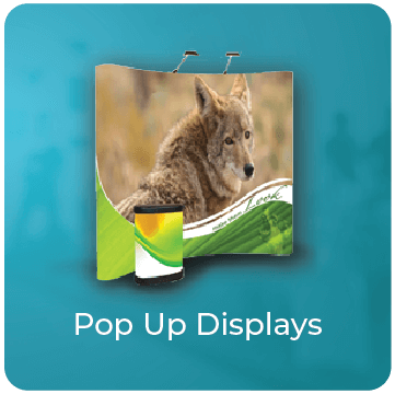 Trade Show Pop Up Displays