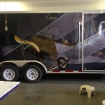 TRAILER WRAP FOR REYNOLDS ALBERTA MUSEUM - SIDE 1