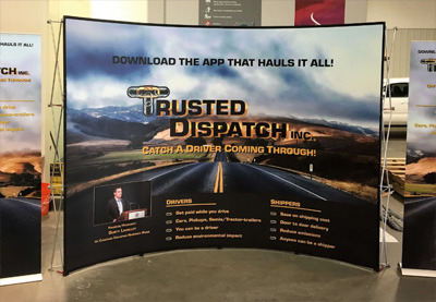 Trade Show Booth Edmonton : Make your tradeshow display in edmonton stand out