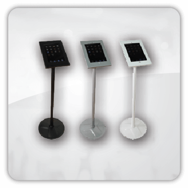 Trade show  Showroom iPad Mounts