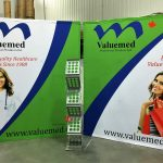 Valuemed Fabric Wall